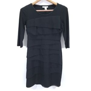 White House Black Market Small Black Dress